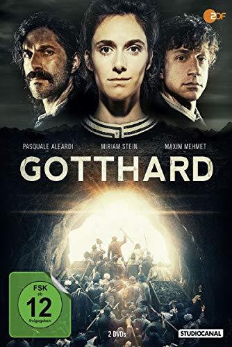 Gotthard 2 DVDs