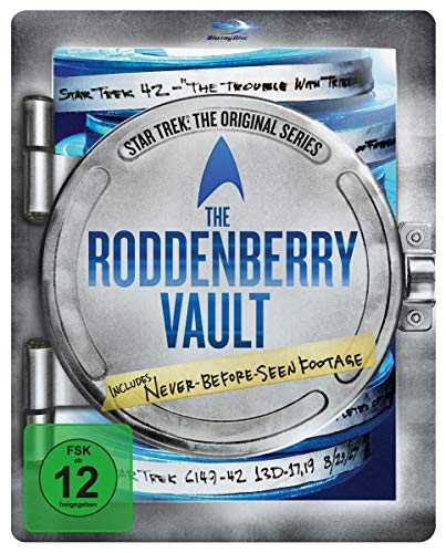 Star Trek: The Original Series - The Roddenberry Vault (Limited Edition Steelbook) [Blu-ray]