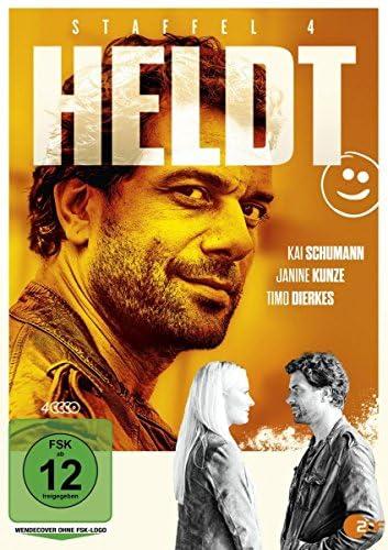 Heldt Staffel 4 (4 DVDs)