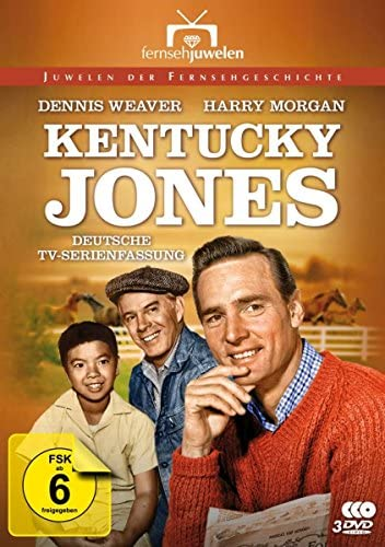 Kentucky Jones Deutsche TV-Serienfassung (3 DVDs)