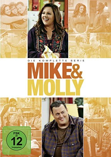 Mike & Molly Die komplette Serie (Limited Edition)