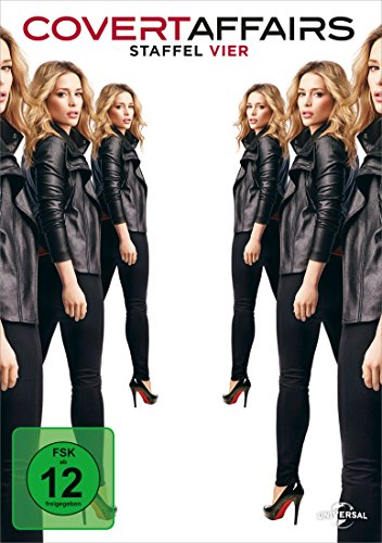 Covert Affairs Staffel 4 (4 DVDs)