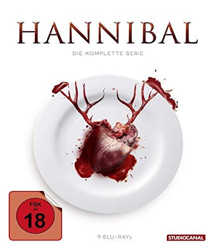 Hannibal Die komplette Serie [Blu-ray]