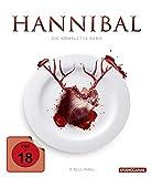 Hannibal - Die komplette Serie [Blu-ray]