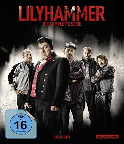 Lilyhammer Die komplette Serie [Blu-ray]