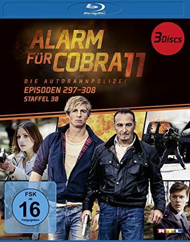 Alarm für Cobra 11 Staffel 38 [Blu-ray]