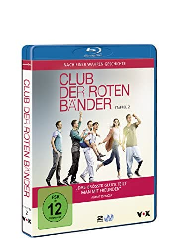 Club der roten Bänder Staffel 2 [Blu-ray]