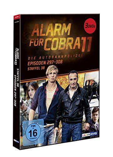 Alarm für Cobra 11 Staffel 38 (3 DVDs)