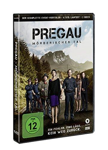 Pregau - Mörderisches Tal 2 DVDs