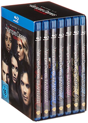 The Vampire Diaries Staffeln 1-7 [Blu-ray] (Limited Edition)