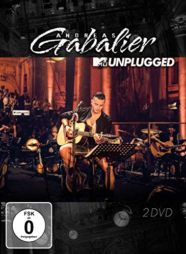 MTV Unplugged: Andreas Gabalier (2 DVDs)