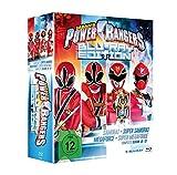 Power Rangers - Blu-ray Edition (Samurai + Super Samurai + Megaforce + Super Megaforce) [Blu-ray]