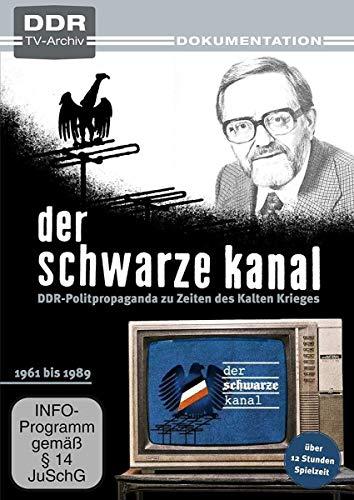 Der schwarze Kanal (DDR TV-Archiv) (6 DVDs) DDR TV-Archiv (6 DVDs)