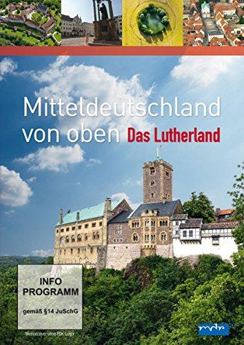 Mitteldeutschland von oben