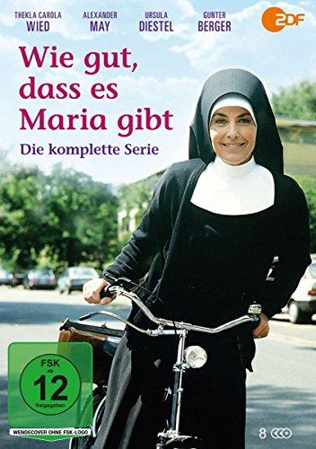 Wie gut, dass es Maria gibt Die komplette Serie (8 DVDs)