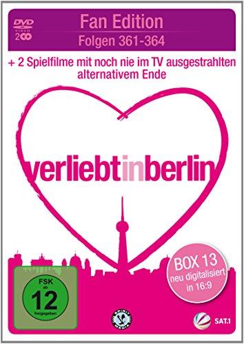 Verliebt in Berlin Fan Edition Box 13: Folgen 361-364 + 2 Spielfilme mit alt. Ende (2 DVDs)