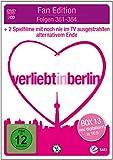 Verliebt in Berlin - Fan Edition Box 13: Folgen 361-364 + 2 Spielfilme mit alt. Ende (2 DVDs)