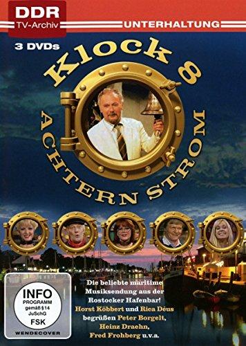 Klock 8, achtern Strom (DDR TV-Archiv) (3 DVDs) DDR TV-Archiv (3 DVDs)