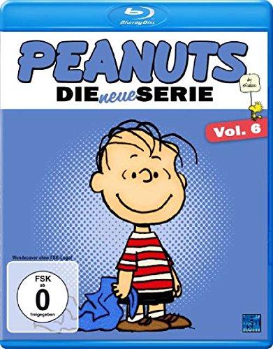 Peanuts - Die neue Serie Vol. 6 [Blu-ray]