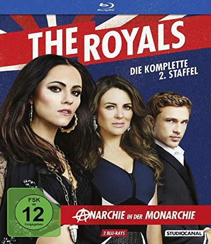 The Royals Staffel 2 [Blu-ray]