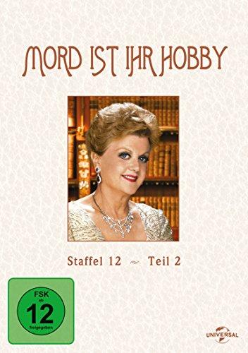Mord ist ihr Hobby Staffel 12/Teil 2 (3 DVDs)