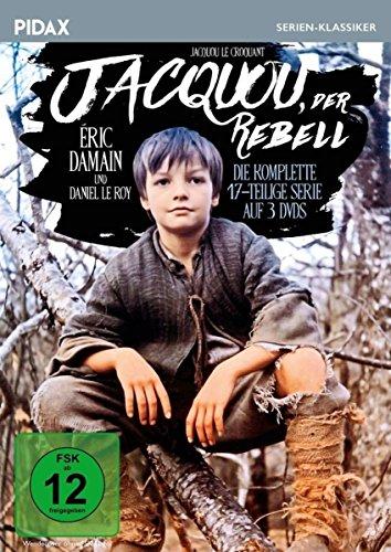 Jacquou, der Rebell Die komplette Serie (3 DVDs)