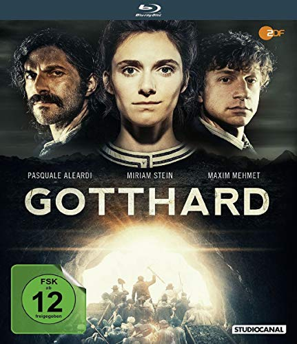 Gotthard Blu-ray