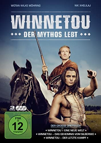 Winnetou Der Mythos lebt (3 DVDs)