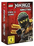LEGO Ninjago - Staffel 1-6 Komplettbox (13 DVDs)