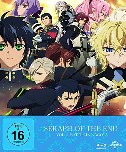 Seraph of the End - Vol. 2: Battle in Nagoya (Limited Premium Edition) [Blu-ray]