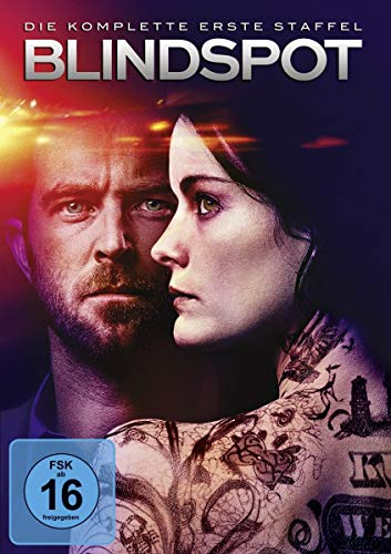 Blindspot Staffel 1 (5 DVDs)