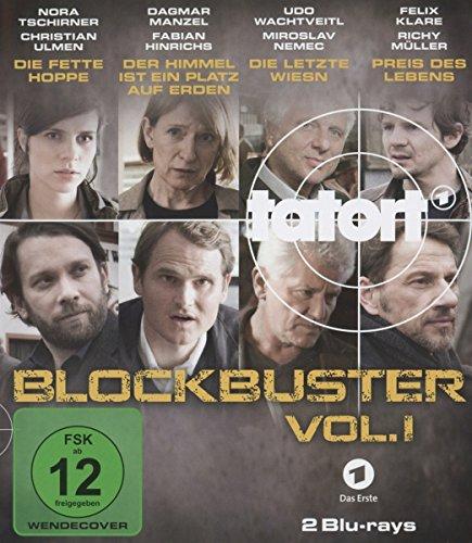 Tatort Blockbuster Vol. 1 [Blu-ray]