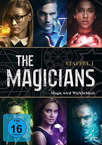 The Magicians Staffel 1 (4 DVDs)