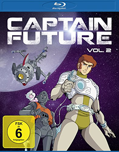 Captain Future Vol. 2  [Blu-ray]