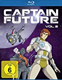 Captain Future - Vol. 2  [Blu-ray]