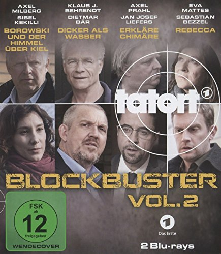 Tatort Blockbuster Vol. 2 [Blu-ray]
