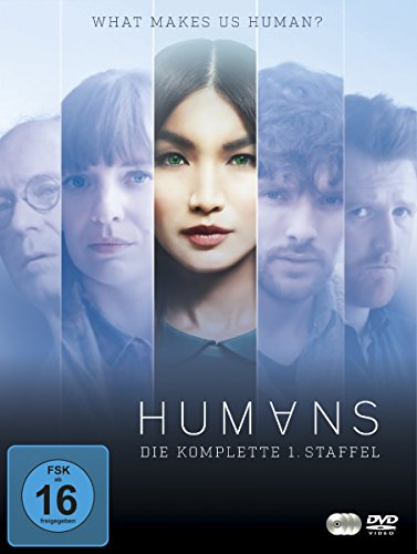 Humans Staffel 1 (3 DVDs)