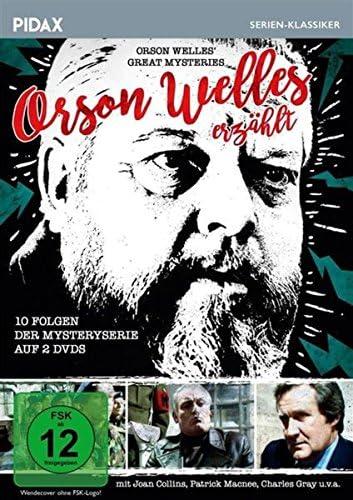 Orson Welles erzählt 2 DVDs