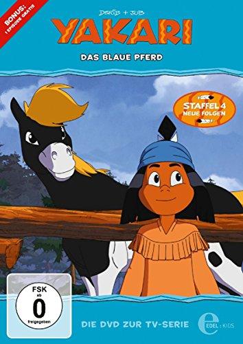 Yakari Die TV-Serie, Vol. 27: Das blaue Pferd