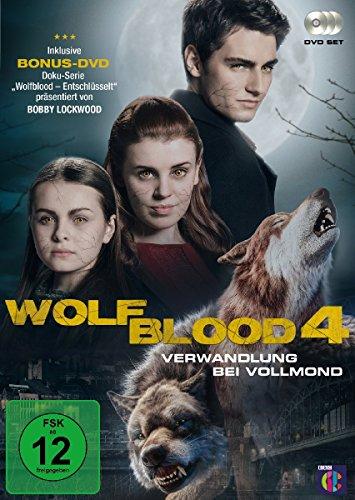 Wolfblood - Verwandlung bei Vollmond: Staffel 4 (3 DVDs)