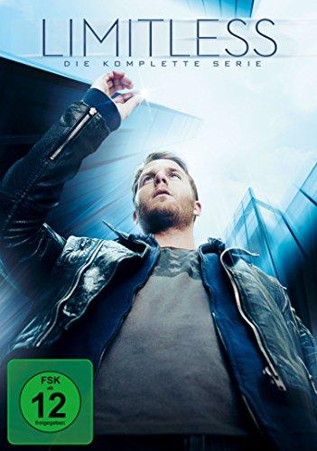 Limitless Die komplette Serie (6 DVDs)