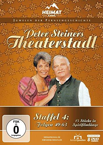 Peter Steiners Theaterstadl Staffel 4: Folgen 45-58 (7 DVDs)