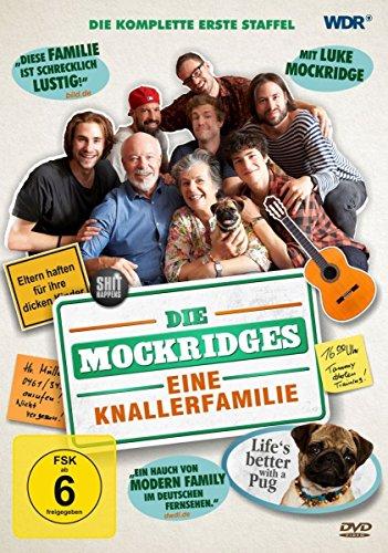 Die Mockridges - Eine Knallerfamilie: Staffel 1