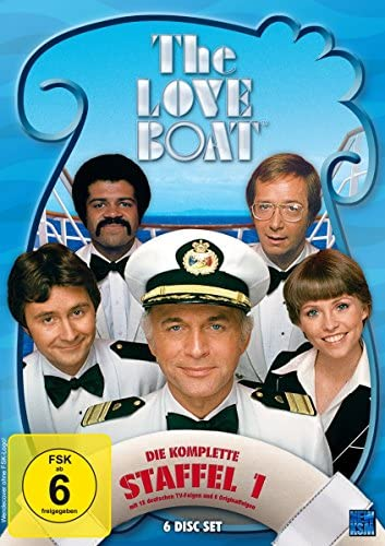 Love Boat Staffel 1 (6 DVDs)