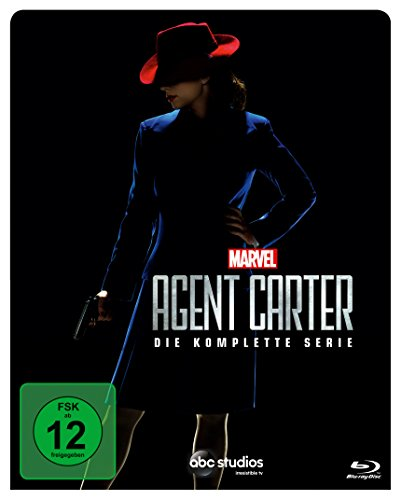 Marvel's Agent Carter Die komplette Serie (Limited Editon Steelbook) [Blu-ray]