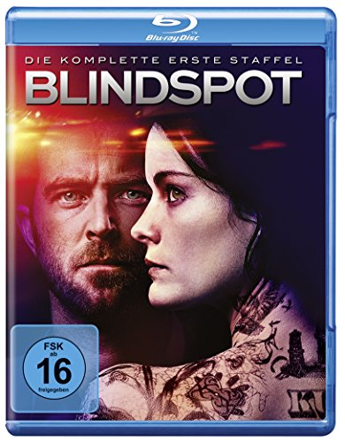 Blindspot Staffel 1 [Blu-ray]
