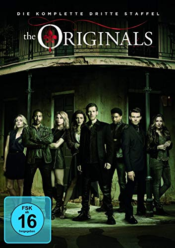 The Originals Staffel 3 (5 DVDs)