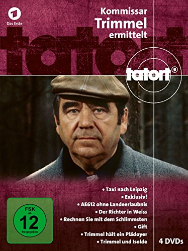 Tatort Kommissar Trimmel ermittelt (4 DVDs)