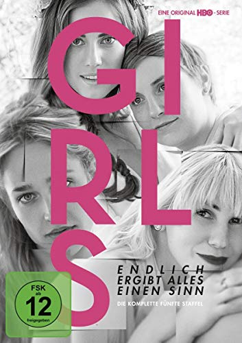 Girls Staffel 5 (2 DVDs)