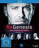 ReGenesis - Die komplette Serie (Staffel 3 & 4 OmU) [Blu-ray]